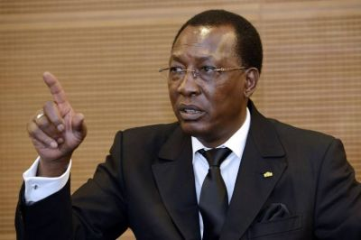 Chadian-President-Idriss-Deby
