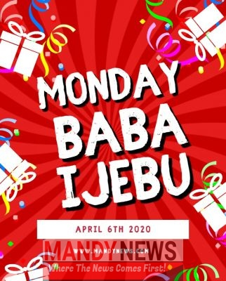 Baba Ijebu Monday Games