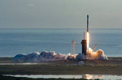 Photo of Here's The Moment NASA SpaceX Rocket Launch (Video)