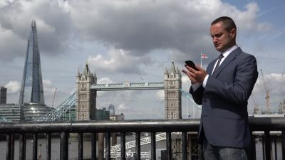 i met a man on london bridge riddle