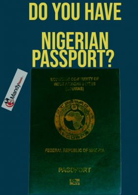 NIGERIA-PASSPORT