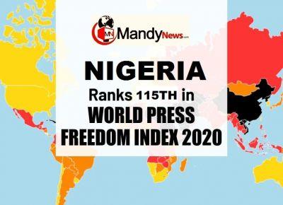 Nigeria-Ranks-115nd-in-World-Press-Freedom-Index-2020