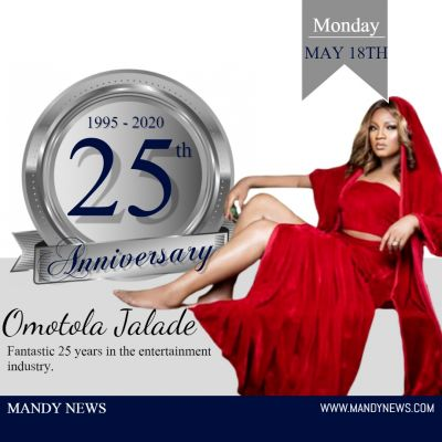 Omotola-25-ANNIVESARY