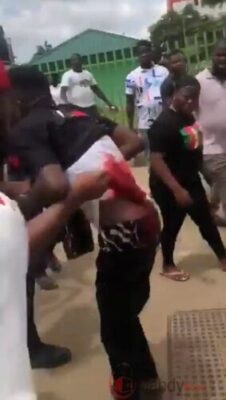 Photo of One Dead, Many Injured During EndSARS Protests In Benin City