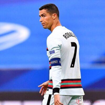 Cristiano Ronaldo Has Tested Positive For COVID-19
