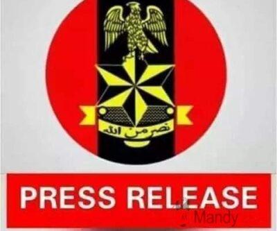 , Nigerian Army To Begin 'Crocodile Smile' Over #EndSARS Protests