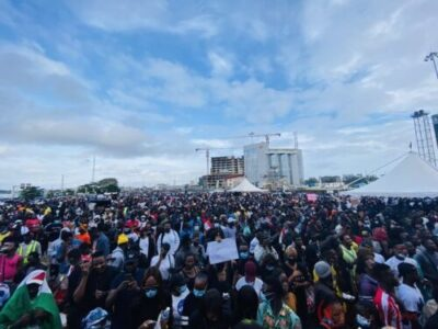 Photo of EndSARS Group Have Raised Over ₦75 Million In One Week…And Counting