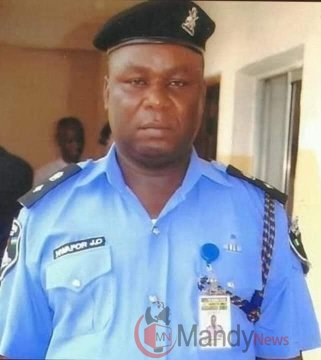 Photo of CSP James Nwafor Has Been Sacked By Governor Willie Obiano