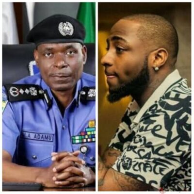 Davido Narrates His Meeting With IGP Adamu Over #EndSars protests