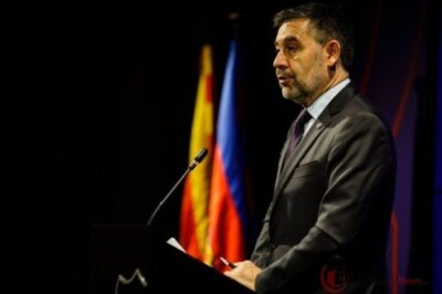Ex-Barcelona President Josep Maria Bartomeu Has Been Arrested