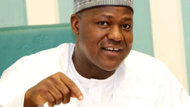 Angry Citizens Loot Yakubu Dogara's House In Jos