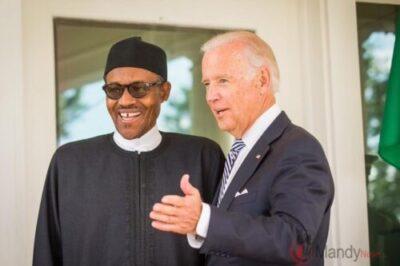Buhari Becomes The First President In The World To Congratulate Joe Biden
