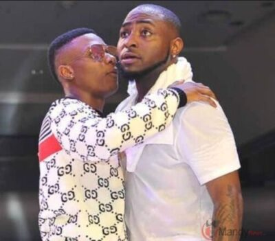 "Davido,Wizkid, ""You Get Frog Voice, E Dey Lagos"": Davido Responds To Wizkid And Wizkid FC"