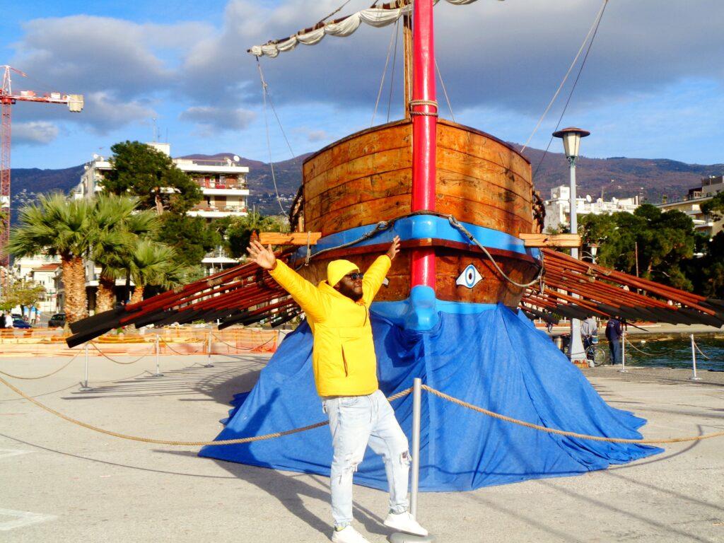 Volos Argo Ship