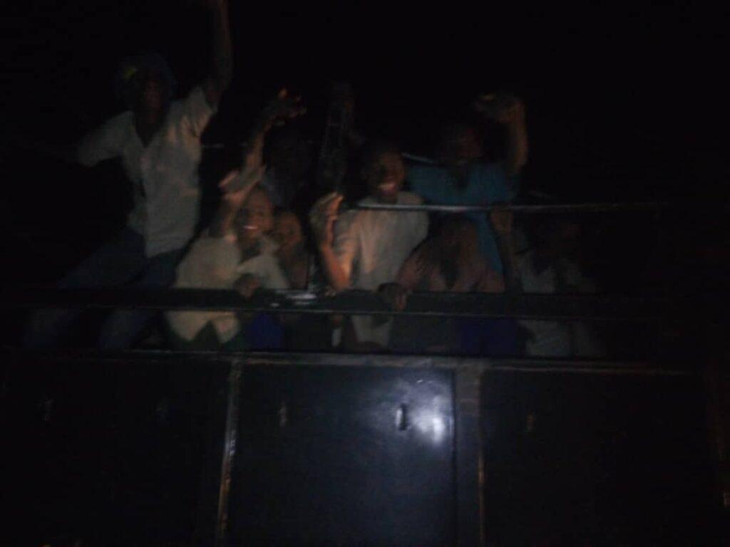 Kankara Schoolboys freed