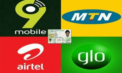 Link Nigeria national identity number to EVERY NETWORK
