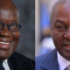 Ghana 2020 Presidential Election Result: Mahama Vs Akufo Addo