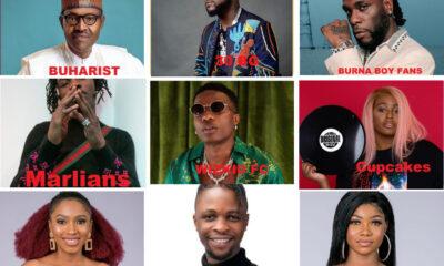 nigeria celebrites