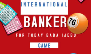 Baba Ijebu International Banker For Today