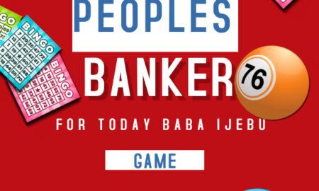 Baba Ijebu Peoples Banker For Today