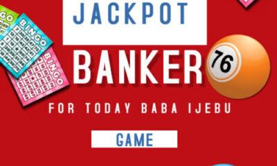 Baba Ijebu Jackpot Banker For Today – Friday, April 16, 2021