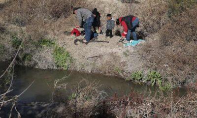Child Drowned Crossing Rio Grande River Into US