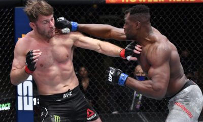 Francis Ngannou: The New Heavyweight Champion Of The World
