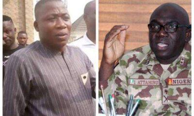 Ibrahim Attahiru Warns Sunday Igboho