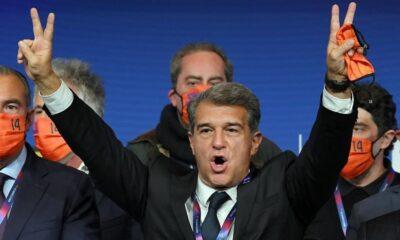 Joan Laporta Has Been Elected As Barcelona President
