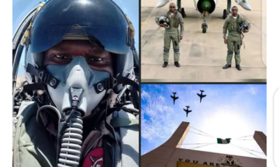 Who Are The Pilots Of Nigeria Missing Alpha Jet?