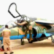 Missing Air Force Alpha Jet Found Crashed At Borno State