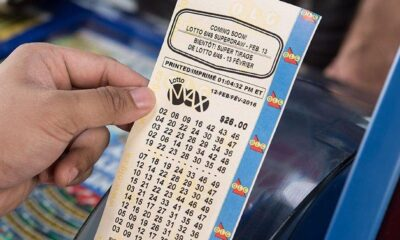 Lotto Max Number Predictions Friday, April 16, 2021