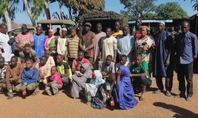 Names Of Kaduna Kidnapped Victims