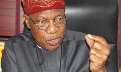 EndSARS Protesters Made Twitter Snub Nigeria For Ghana — Lai Mohammed