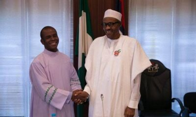 Father Mbaka Missing After Criticising Buhari Government