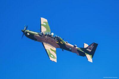Nigeria Military Training Aircraft Crashes In Kaduna Airport