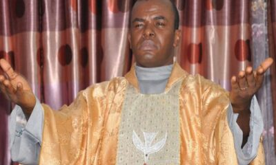 Father Mbaka Suspended After Calling Out Buhari
