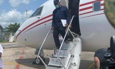 Akpabio Pays Visit To Tompolo Over Threat Against Oil Facilities