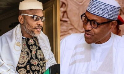 """""""If Biafra Exit Nigeria, They'll Suffer"""" — Buhari"""