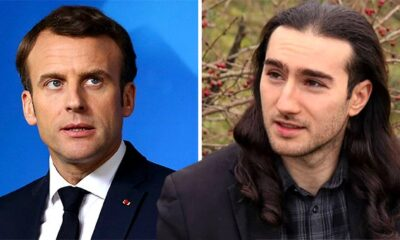 Man Who Slapped French President Sentenced To 4 Months In Prison